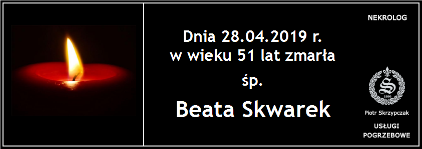 You are currently viewing Beata Skwarek