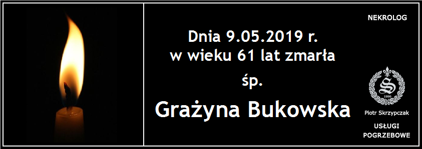 You are currently viewing Grażyna Bukowska