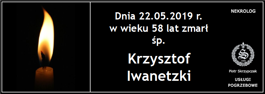You are currently viewing Krzysztof Iwanetzki