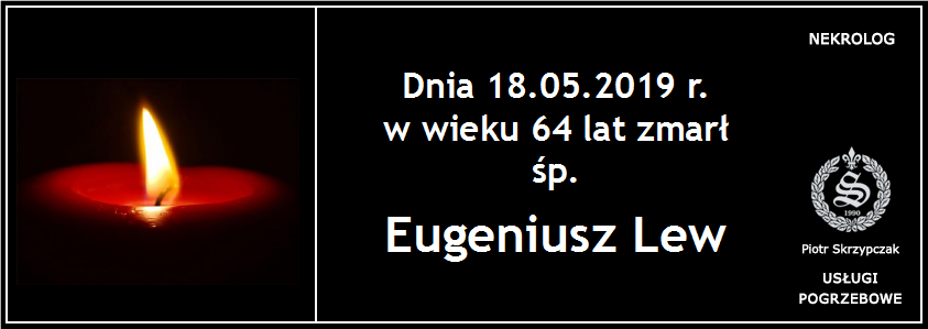 You are currently viewing Eugeniusz Lew