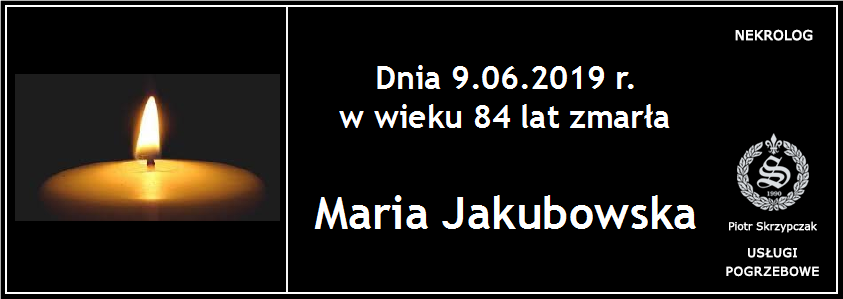You are currently viewing Maria Jakubowska