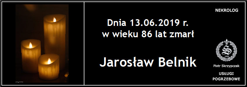 You are currently viewing Jarosław Belnik