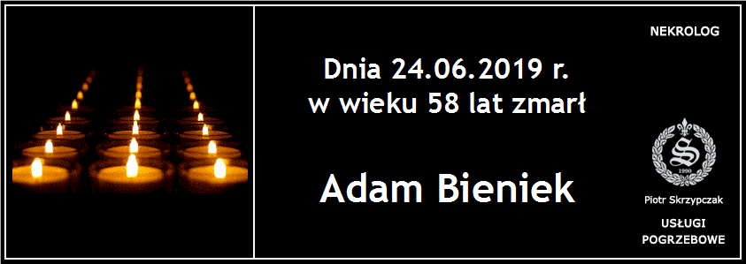 You are currently viewing Adam Bieniek