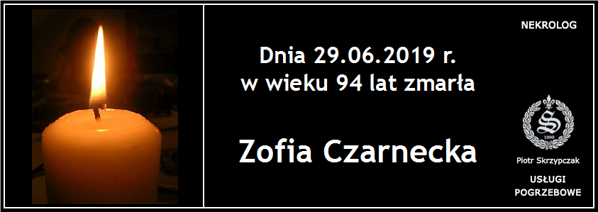 You are currently viewing Zofia Czarnecka