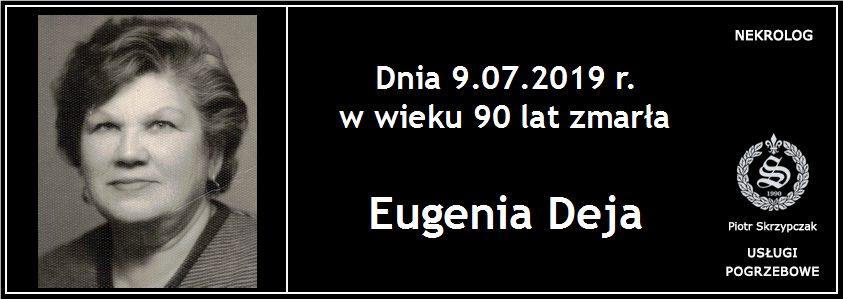 You are currently viewing Eugenia Deja