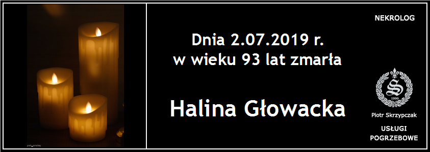 You are currently viewing Halina Głowacka