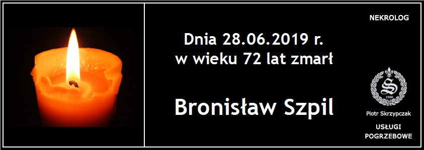 You are currently viewing Bronisław Szpil