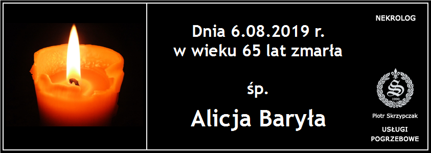 You are currently viewing Alicja Baryła