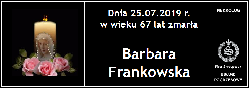 You are currently viewing Barbara Frankowska