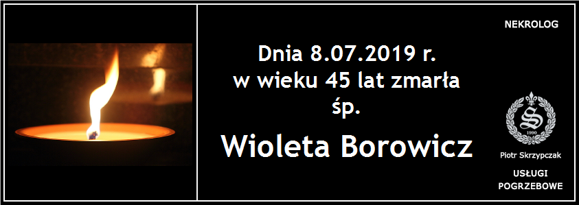 You are currently viewing Wioleta Borowicz