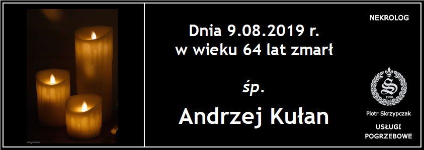 You are currently viewing Andrzej Kułan
