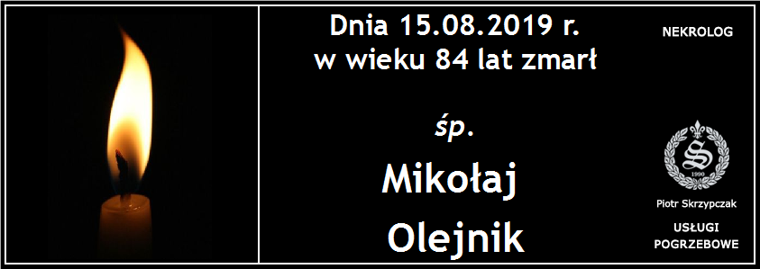 You are currently viewing Mikołaj Olejnik