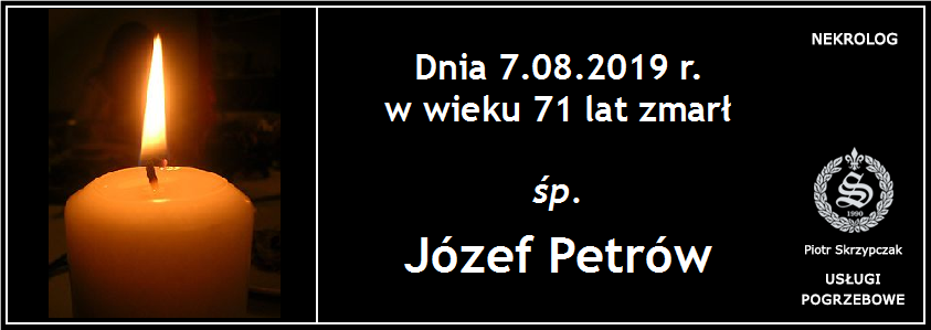 You are currently viewing Józef Petrów