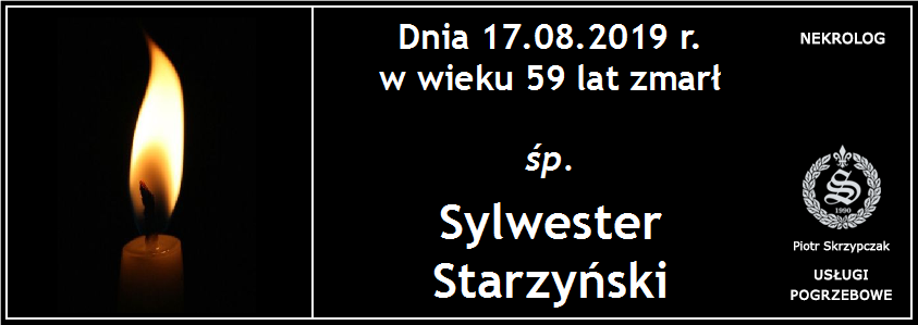 You are currently viewing Sylewster Starzyński