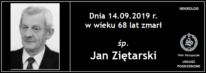 You are currently viewing Jan Ziętarski