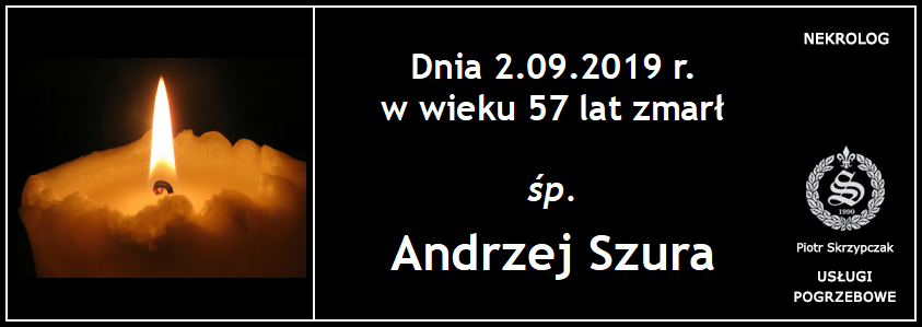 You are currently viewing Andrzej Szura