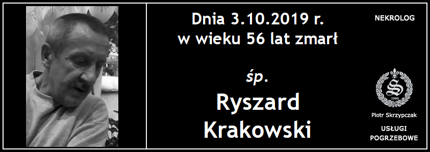 You are currently viewing Ryszard Krakowski