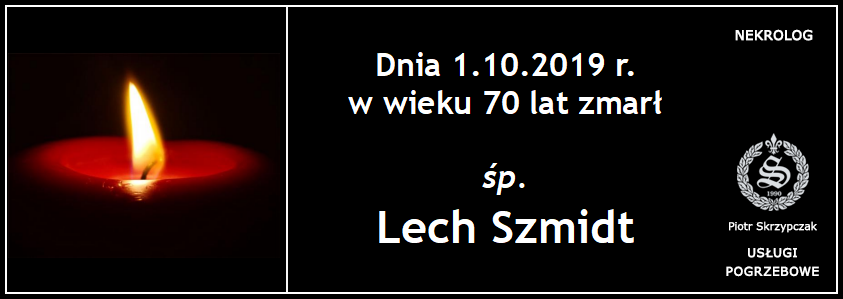 You are currently viewing Lech Szmidt