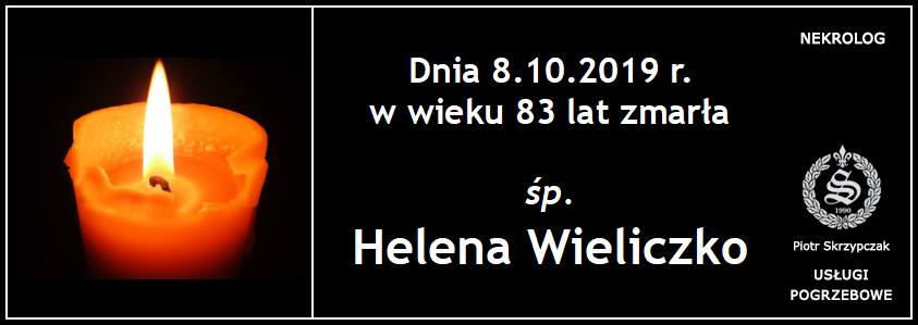 You are currently viewing Helena Wieliczko