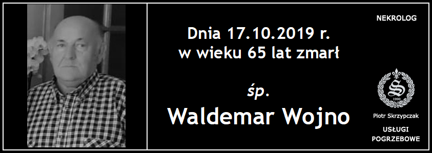 You are currently viewing Waldemar Wojno