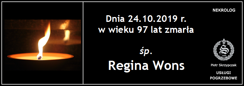 You are currently viewing Regina Wons