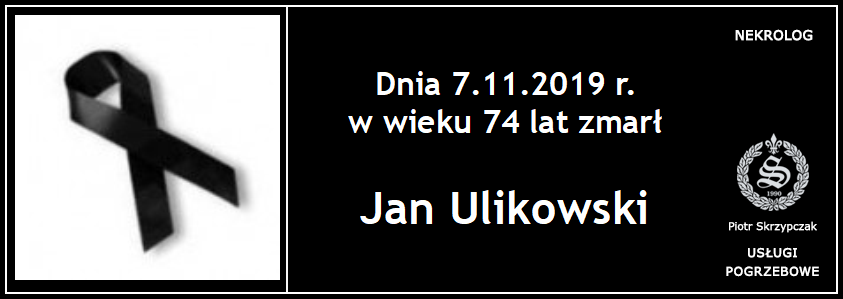 You are currently viewing Jan Ulikowski
