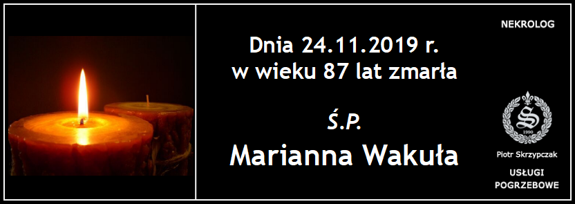You are currently viewing Marianna Wakuła