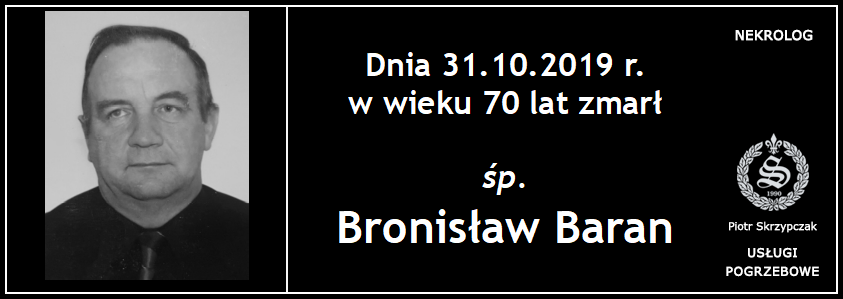 You are currently viewing Bronisław Baran