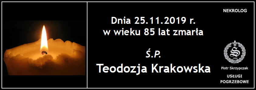 You are currently viewing Teodozja Krakowska