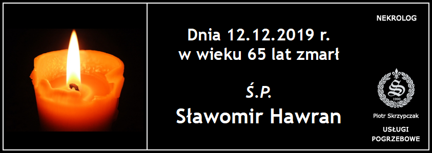 You are currently viewing Sławomir Hawran