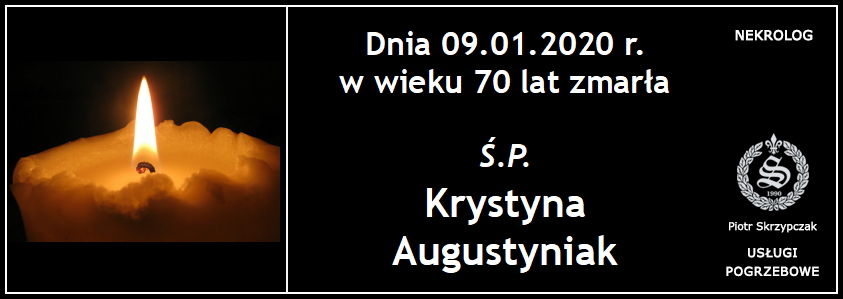 You are currently viewing Krystyna Augustyniak