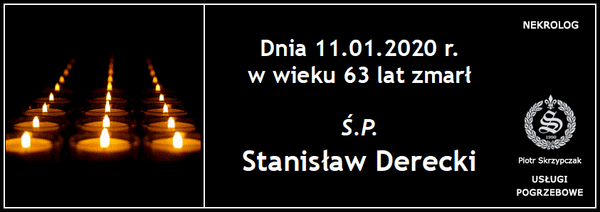 You are currently viewing Stanisław Derecki