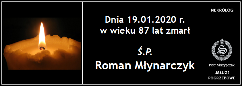 You are currently viewing Roman Młynarczyk