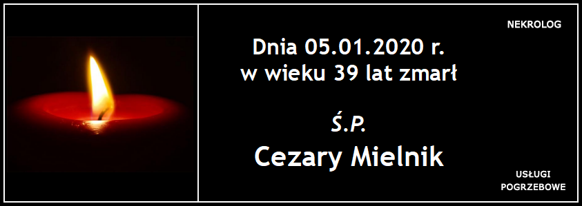 You are currently viewing Cezary Mielnik