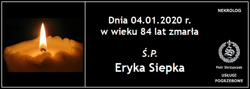 You are currently viewing Eryka Siepka