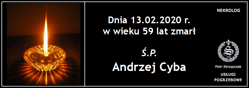You are currently viewing Andrzej Cyba