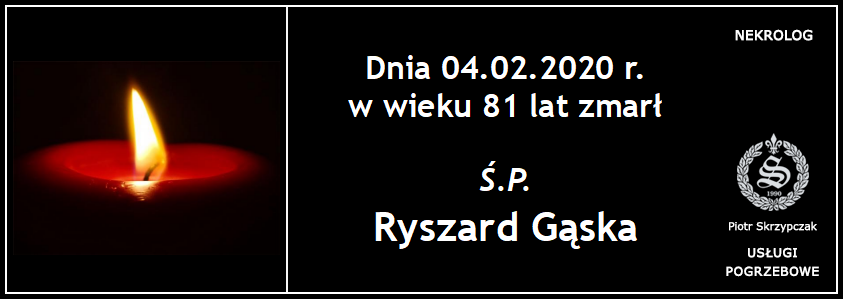 You are currently viewing Ryszard Gąska