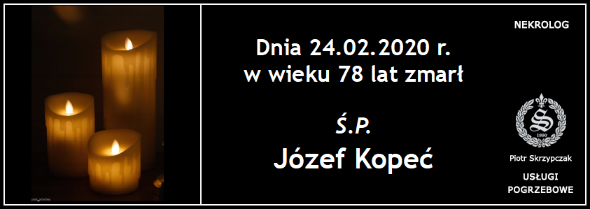 You are currently viewing Józef Kopeć
