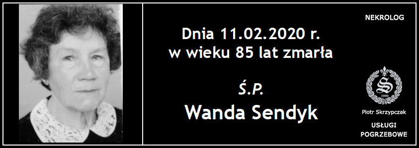 You are currently viewing Wanda Sendyk