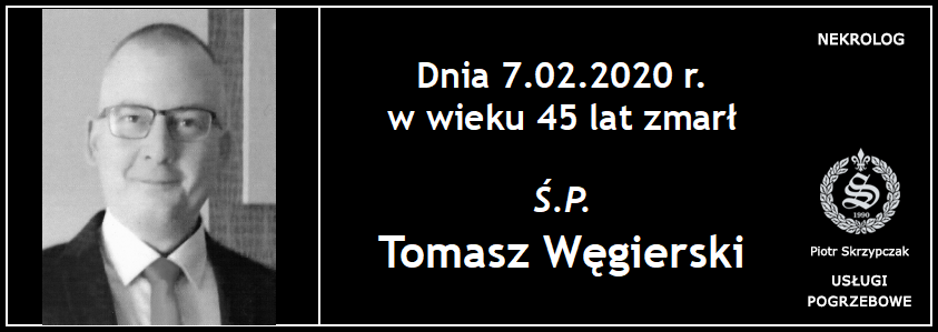 You are currently viewing Tomasz Węgierski