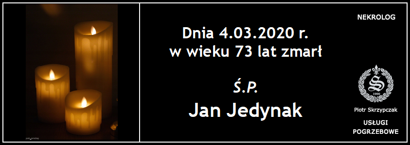 You are currently viewing Jan Jedynak