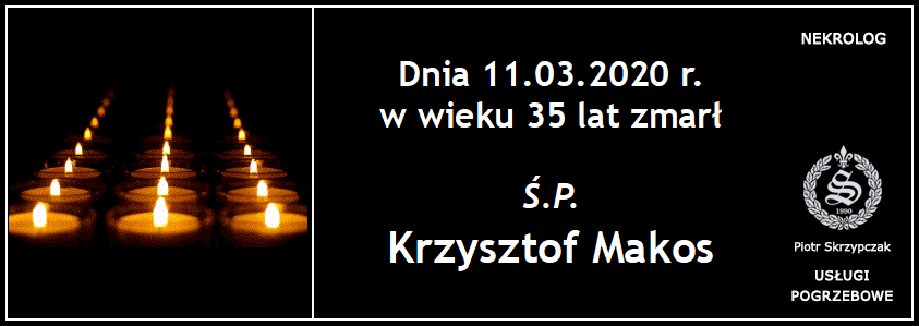 You are currently viewing Krzysztof Makos