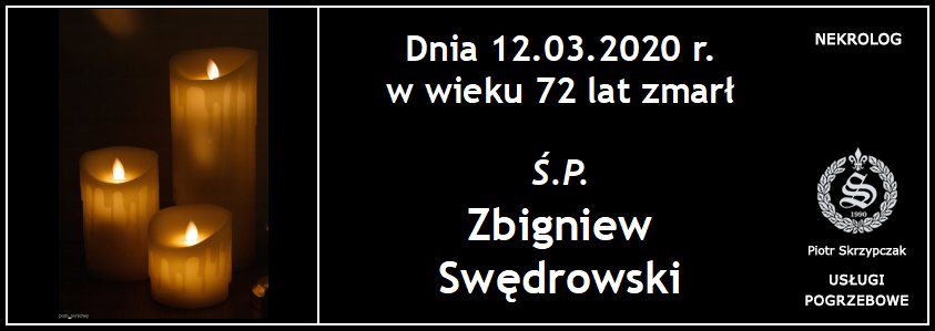 You are currently viewing Zbigniew Swędrowski