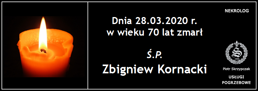 You are currently viewing Zbigniew Kornacki