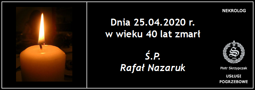 You are currently viewing Rafał Nazaruk
