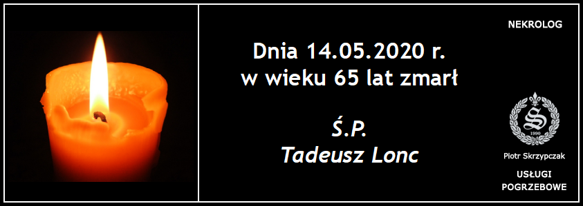 You are currently viewing Tadeusz Lonc