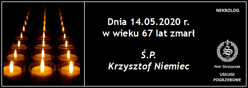You are currently viewing Krzysztof Niemiec