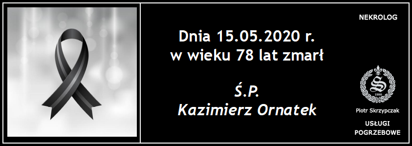 You are currently viewing Kazimierz Ornatek