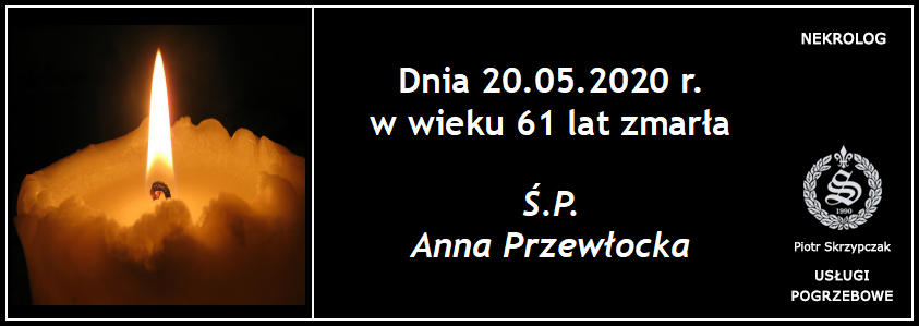 You are currently viewing Anna Przewłocka