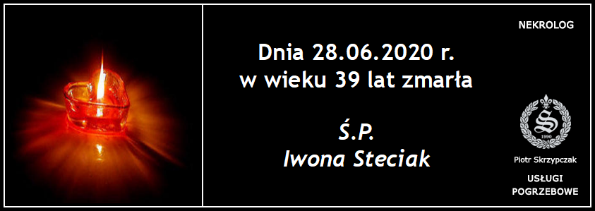 You are currently viewing Iwona Steciak